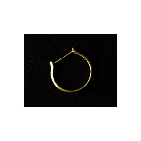 Ring setting for beads 20x21mm L. BRONZE COLOR