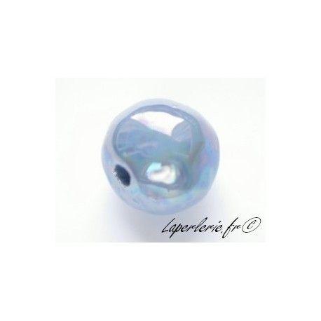 Ceramic round 22mm LAVANDE