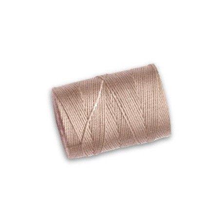 C-LON beading cord macramé ép.0.5mm 78m BLUSH