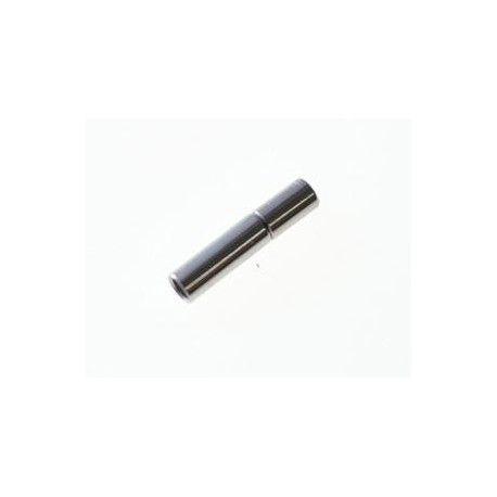 Pump tube claps 18x3.5mm SILVER COLOR