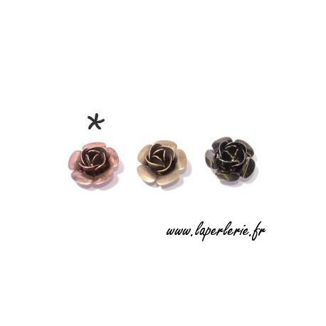 Rosa 15mm COBRE ANTIQUO