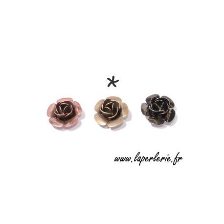 """Rosa 15mm LATÃ""""N ANTIQUO"""
