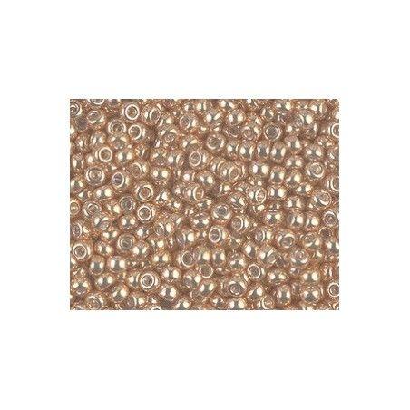 Rocaille Miyuki 8/0 1053 Galvanized Yellow Gold x10g