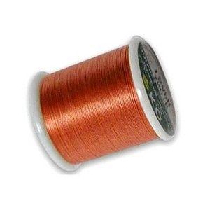 KO thread 0.25mm APRICOT x50m
