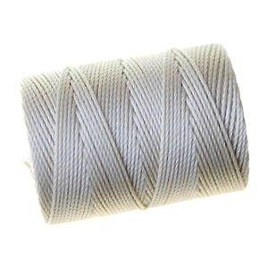 C-LON beading cord macramé ép.0.5mm 78m BEIGE
