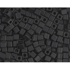 Cube Miyuki 3mm 3SB401F Black Mat les 10 g