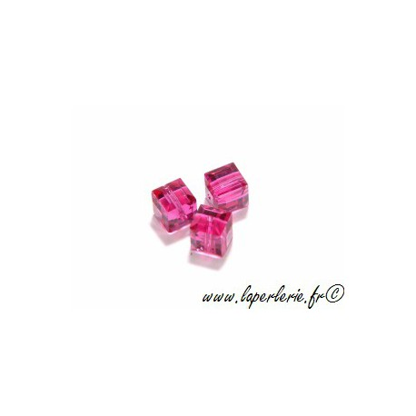 Cube 5601 6mm FUCHSIA