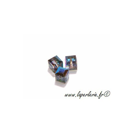Cube 5601 6mm CRYSTAL VITRAIL MEDIUM