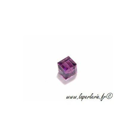 Cube 5601 8mm AMETHYST