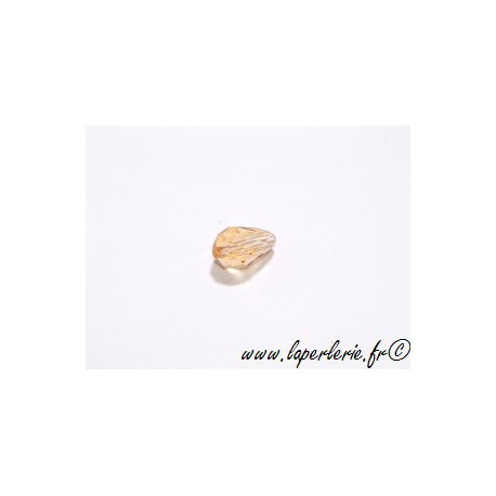 Pear bead 5500 9x6mm LIGHT COLORADO TOPAZ