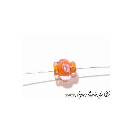 Bobine inclusion fleur 14mm HYACINTH