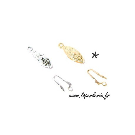 Hook clasp GOLD COLOR