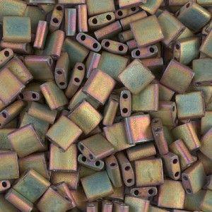 Tila 2035 Matte Metallic Khaki Iris x 10g