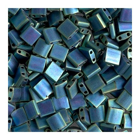 Tila 2064 Matte Metallic Blue Green Iris x 10g