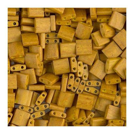Tila beads 2312 Matte Opaque Mustard x 10g