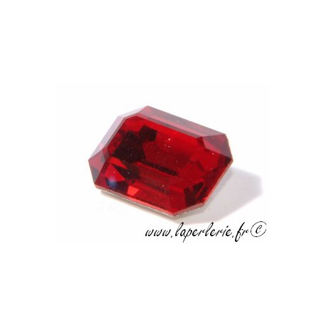 Cabochon rectangle 4610 10X14mm SIAM