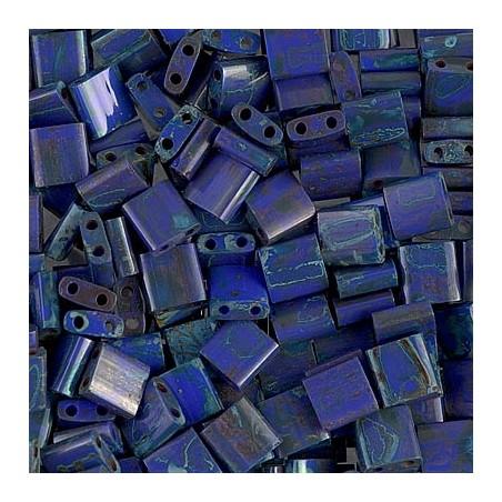 Tila 4518 Opaque Cobalt Picasso x 10g