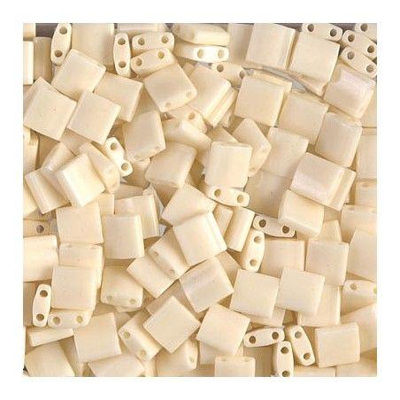 Tila beads 491 Ivory Pearl Ceylon x 10g