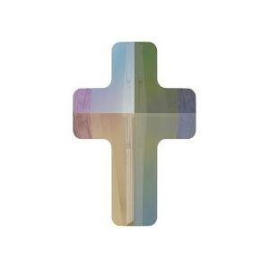 Cross bead 5378 14mm CRYSTAL PARADISE SHINE