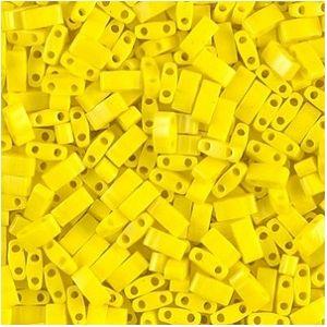 Half Tila 404 Opaque Yellow x 7.5g