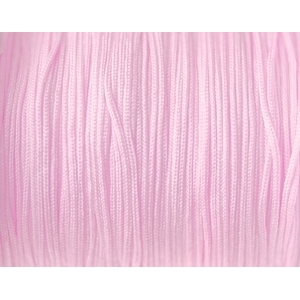 Synthetic cord 0.7mm LIGHT ROSE x5m