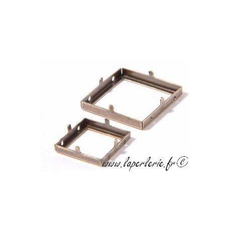 Griffe pour carré évidé 20mm LAITON