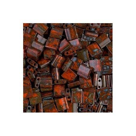 Tila 4520 Opaque Orange Picasso x 10g