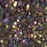 Half Tila 188 Metallic Purple Gold Iris x 7.5g