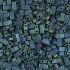 Half Tila 2064 Matte Metallic Blue Green Iris x 7.5g