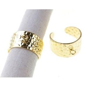 Holder ring 1 ring GOLD COLOR