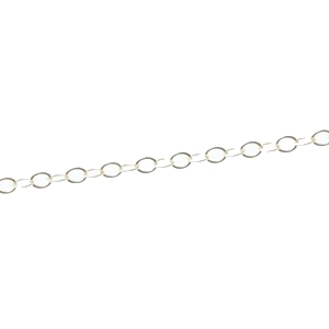 Oval Link Chain 1.70x2.40mm GOLD FILLED 14cts x20cm