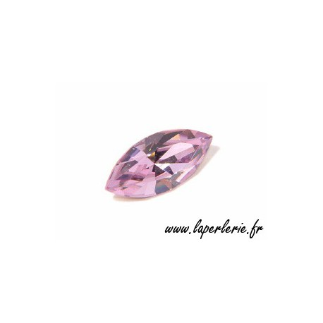 Navette 4200 15x7mm LIGHT AMETHYST