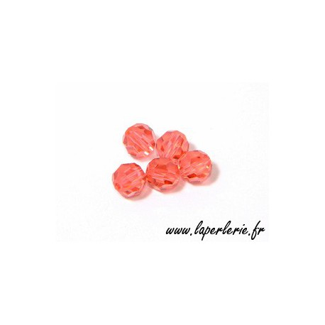 Ronde 5000 4mm PADPARADSCHA x20
