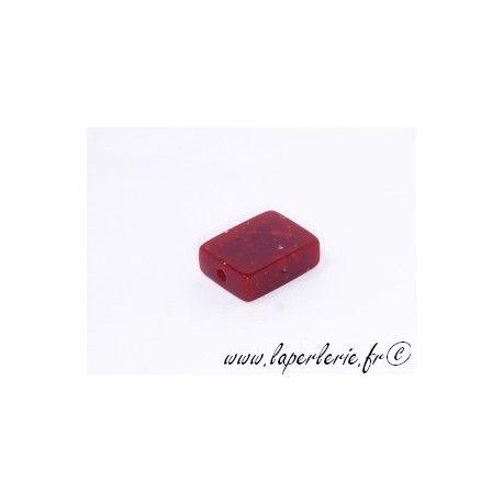 Rectangle 20X15mm GRENAT
