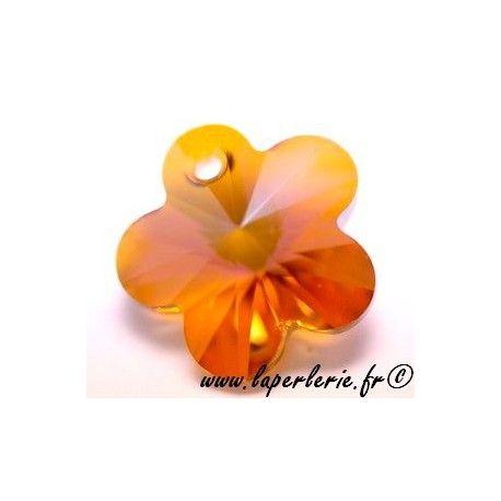 Flower 6744 18mm CRYSTAL COOPER