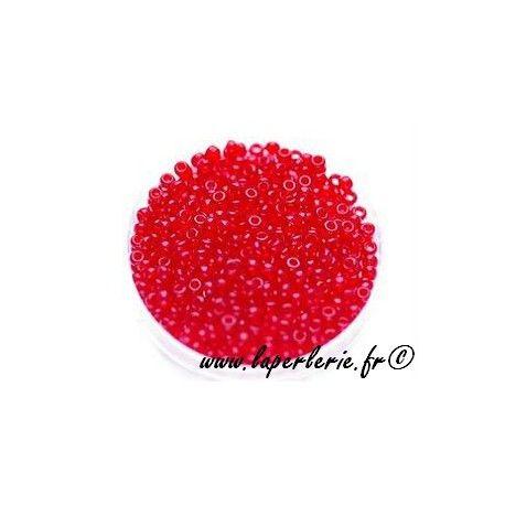 Seed beads 2.2mm LIGHT SIAM (600 beads)