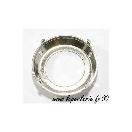 Setting cosmic ring 4139 20mm ARGENT