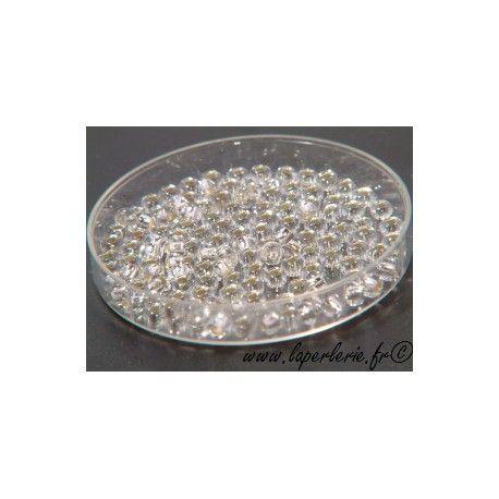 Rocallas CRYSTAL ARGENTEE2.2mm (400 cuentas)