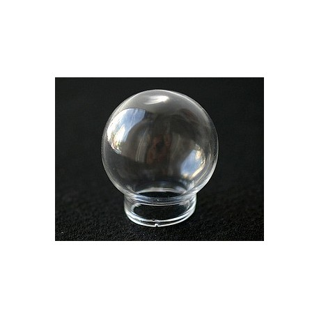 boule a garnir en verre